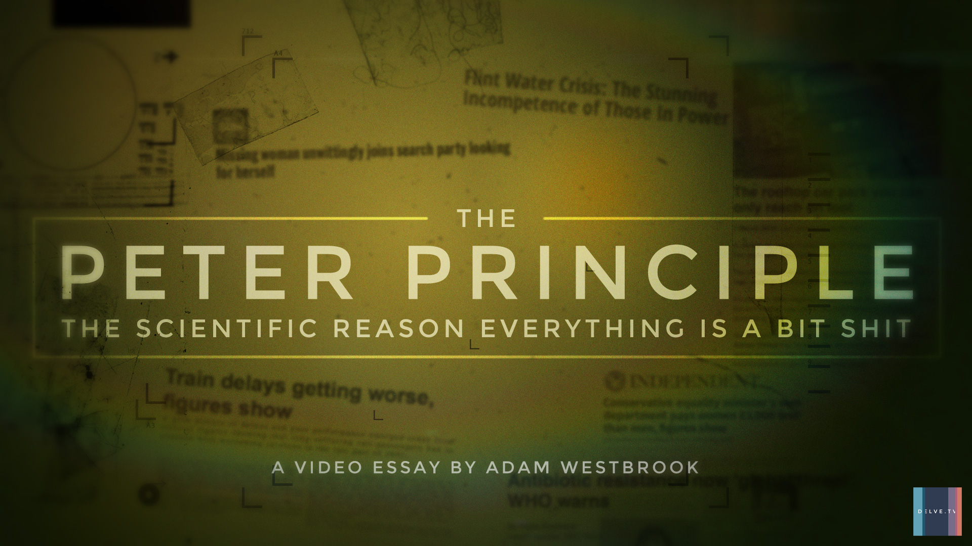 The Peter Principle Video Essay